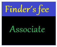 Finders´ fee button